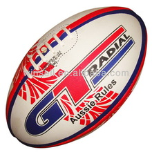 Hot sale popular flag rugby ball