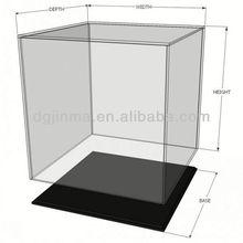 custom poster display light box,leading 4 shelf display case for lip gloss,flooring floors showroom display cases