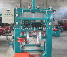 Ricostruzione dei pneumatici della macchina di seconda mano& pneumatici usati rinnovate attrezzature