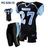 Tackle Twill American Football Jerseys / American Football Uniforms