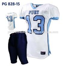 Custom Football Uniforms/ Customized American Football Uniforms/ Custom Made American Football Uniforms