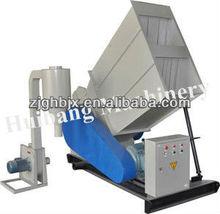 PE PP PVC plastic pipe crushing machinery plastic scrap crusher machine