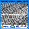 Galvanized and plastic coated welded wire mesh panel (Certifited)