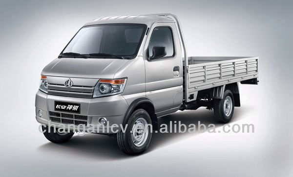 CHANA Q20 gasoline 3300mm wheel base 2T wide body commercial pickup