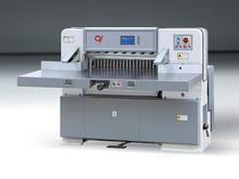 QZX920 1300 1370 figure display single hydraulic guillotine sheet paper cutting