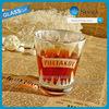 Poliakov custom decal freezed vodka shot glasses tequila soju drinking shot glass