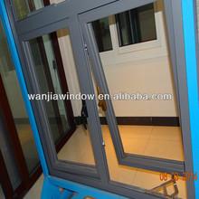 wanjia factory wholesale tilt up aluminum window