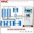 potable y de alta eficacia mini portátil concentrador de oxígeno