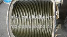 Steel Wire Rope ungalvanized export from Alibaba