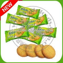 Green onion flavor biscuit