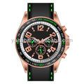 Occidental elegante leyenda men ' s de cuarzo reloj de pulsera 2014