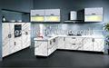 الألومنيوم المطبخ مجلس الوزراء خزائن المطبخ المعدنية الألومنيوم مطبخ مجلس الوزراء التصميم