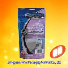 Custom ziplock bopp lamination bag
