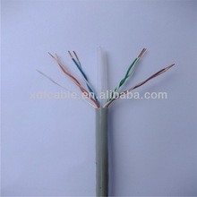 6.0mm Sheath best price 4p 23awg utp cat6 lan cable network cable