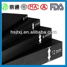 2/5/8/12 mm Square Rubber Bumper Block