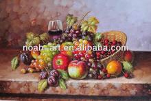 Beautiful watercolor paintings fruit