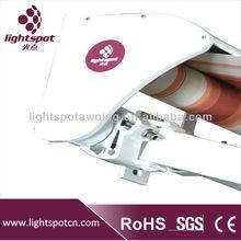 2014 hot sale aluminum folding arm half round frame retractable awning used half round frame retractable awning for sale