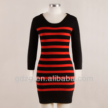 2014 colorful white knitted girls dresses