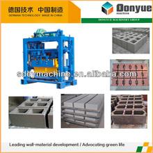 High Pressure Block Making Machine/hollow bricks machines best selling products