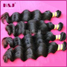Top Quality 6A 100 unprocessed virgin human hair accept dropship hair