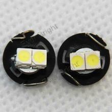 T4.7 1210 2SMD 12V Instrument Lamps Dashboard Dash License Plate Lights