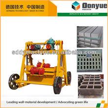 Qmj4-35c Electric Block Machine profitable business for sale