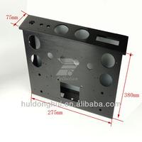 2014 new custom black anodized aluminium Industrial Chassis