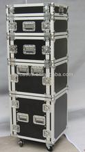 Aluminum Flight Case with wheels