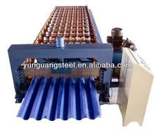 prepainted steel roofing material