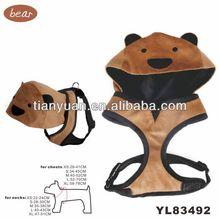 Easy Walk adjustable Dog Harness with animal head -YL83492