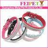 PU dog collar/nylon dog collar/leather dog collar