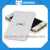 2014 china thinnest second-generation universal portable qi wireless charger for smart phone