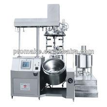 5-5000Lvacuum emulsion mixer /homogenizer /emulsifier with PLC control