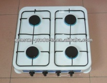 Kitchen stoves Europe style table gas stove GS-04BW