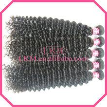 Top alibaba supplier 5a grade wholesale cheap no processed good density raw human weaving virgin peruvian jerry curl hair