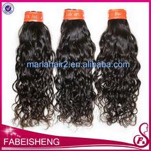 2014 Alibaba unprocessed AAAAA virgin natural curly hair indian