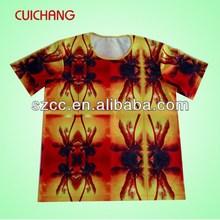Oversized tshirt wholesale men&wholesale sports tshirts&blank tshirt cc-169