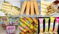 Base avanzada llenado de alimentos, snacks línea de producción( 200-300 kg/h)