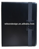 PU leather personalized case for 8 inch tablet