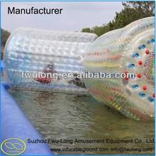 tpu water rolling wheel ball/water roller