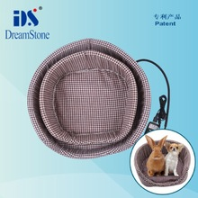 pet bed manufacturer 12V car pet beds with waterproof and anti-biting dog pet inner