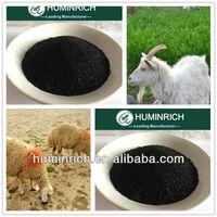 Huminrich Shenyang 55HA+100PCT NA Humate poultry feed formula