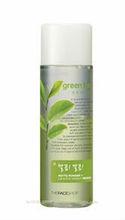 THE FACE SHOP Green Tea Phyto Powder In Lip & Eye Remover 100ml