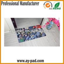 Foam Decorative Kitchen floor mats , Rubber Indoor mat , kitchen Area Rugs
