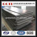 China manufacter supply titanium plate armor