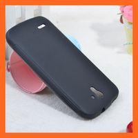 Black Zte Blade Q Mini Balck Soft TPU Case For zte Blade Q