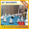 Automático de inyección de nitrógeno líquido máquinadellenado/equipo/línea