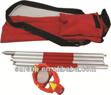 Mini prism 101, mini prism pole, mini optica prism for surveying work