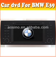 ASN car dvd player for BMW 5 Series E39 1995-2003 car audio radio with bluetooth gps car audio with bluetooth gps navigation