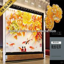 Art glass, Decorative glass, EB GLASS